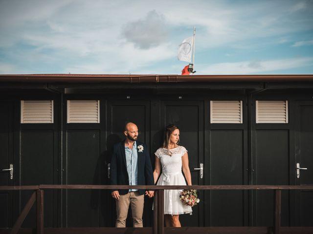Il matrimonio di Sabine e David a Castiglione della Pescaia, Grosseto 40