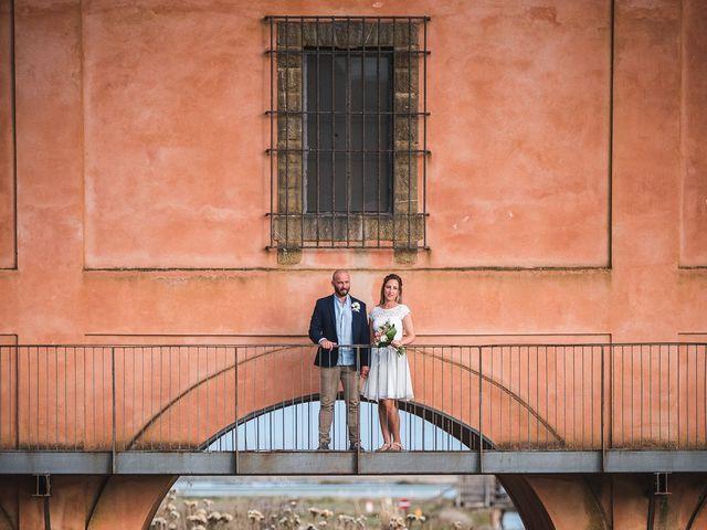 Il matrimonio di Sabine e David a Castiglione della Pescaia, Grosseto 43