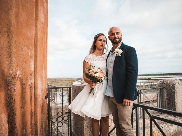 Il matrimonio di Sabine e David a Castiglione della Pescaia, Grosseto 45