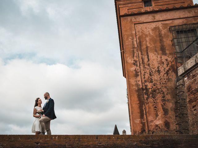 Il matrimonio di Sabine e David a Castiglione della Pescaia, Grosseto 47