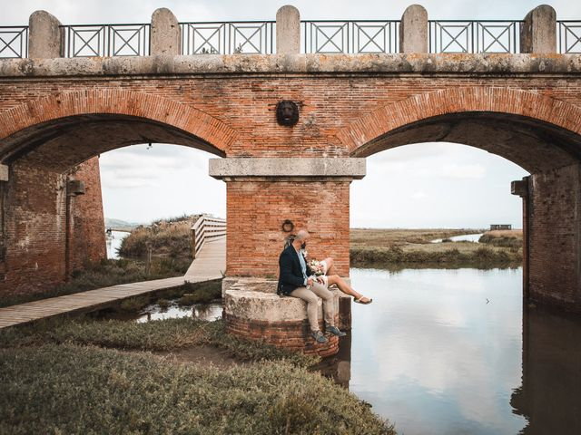 Il matrimonio di Sabine e David a Castiglione della Pescaia, Grosseto 49