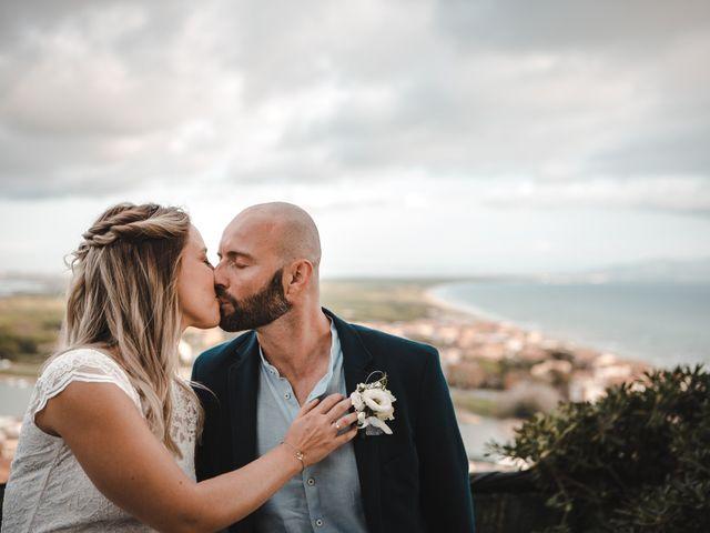 Il matrimonio di Sabine e David a Castiglione della Pescaia, Grosseto 52