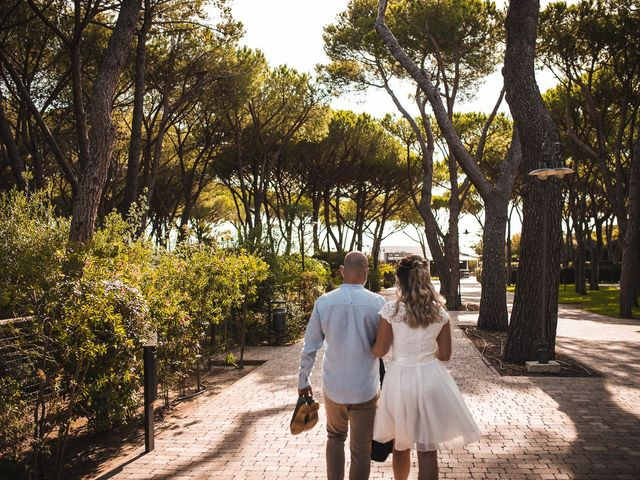 Il matrimonio di Sabine e David a Castiglione della Pescaia, Grosseto 55