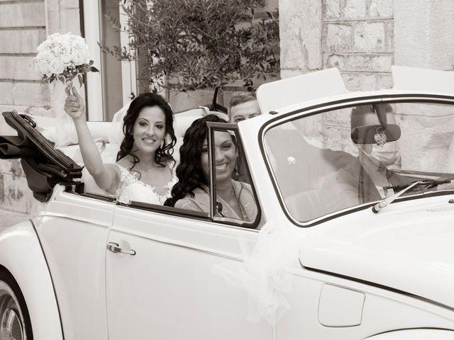 Il matrimonio di Martino e Anna a Locorotondo, Bari 23