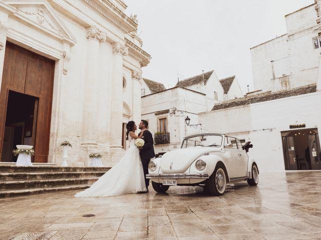 Il matrimonio di Martino e Anna a Locorotondo, Bari 33