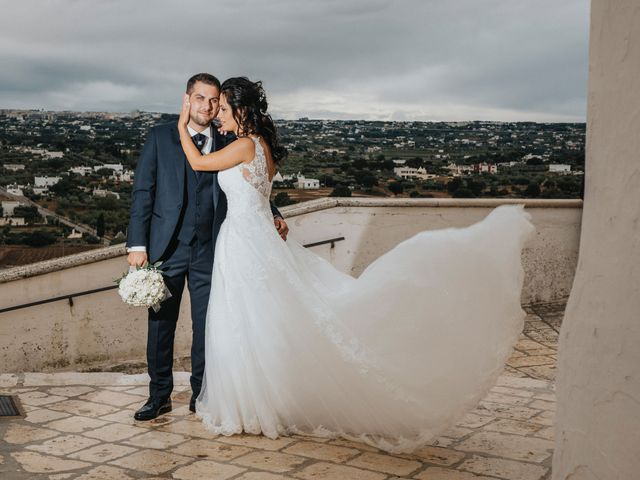 Il matrimonio di Martino e Anna a Locorotondo, Bari 34