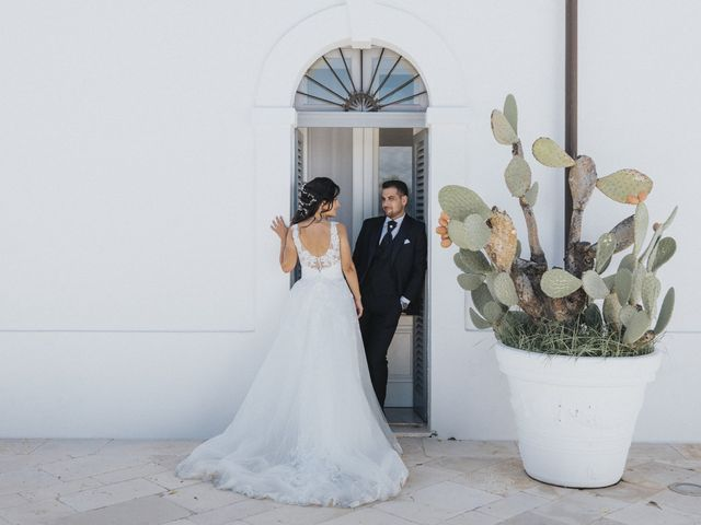 Il matrimonio di Martino e Anna a Locorotondo, Bari 41