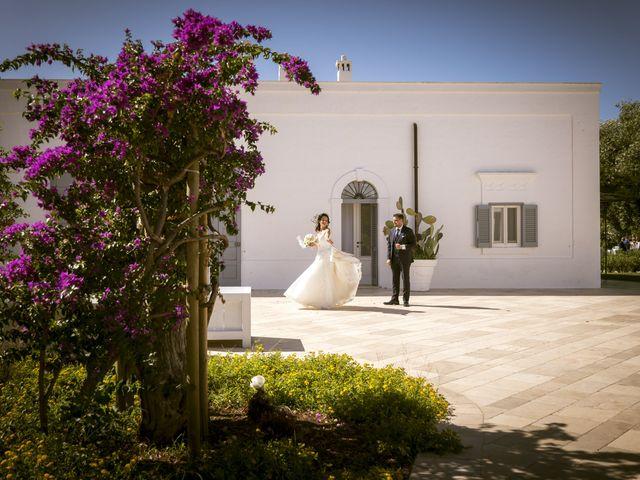 Il matrimonio di Martino e Anna a Locorotondo, Bari 42
