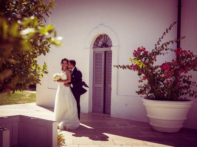 Il matrimonio di Martino e Anna a Locorotondo, Bari 43