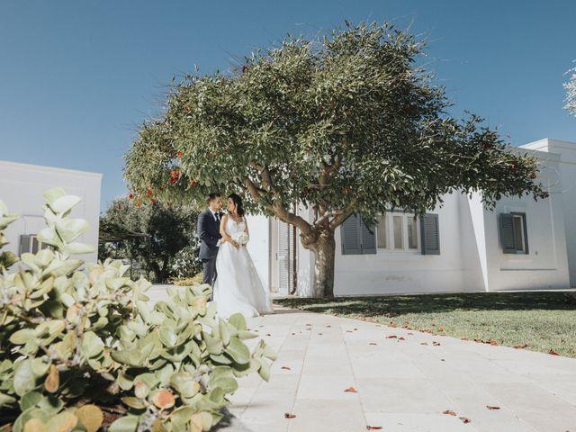 Il matrimonio di Martino e Anna a Locorotondo, Bari 46