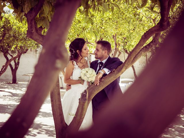 Il matrimonio di Martino e Anna a Locorotondo, Bari 47