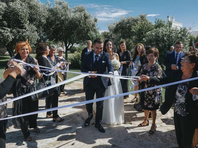 Il matrimonio di Martino e Anna a Locorotondo, Bari 49