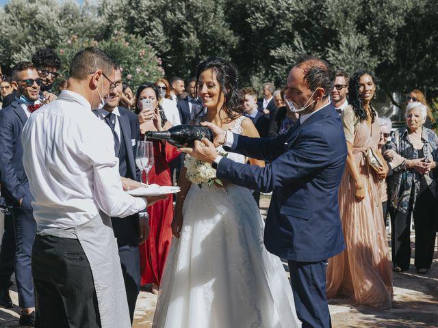 Il matrimonio di Martino e Anna a Locorotondo, Bari 51