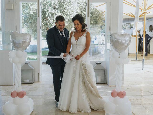 Il matrimonio di Martino e Anna a Locorotondo, Bari 63