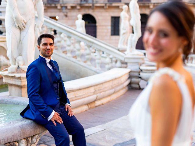 Il matrimonio di Nicoletta e Mauro a Palermo, Palermo 36