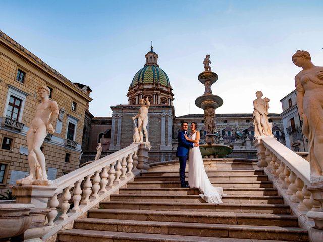 Il matrimonio di Nicoletta e Mauro a Palermo, Palermo 37