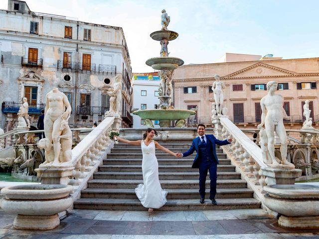 Il matrimonio di Nicoletta e Mauro a Palermo, Palermo 40