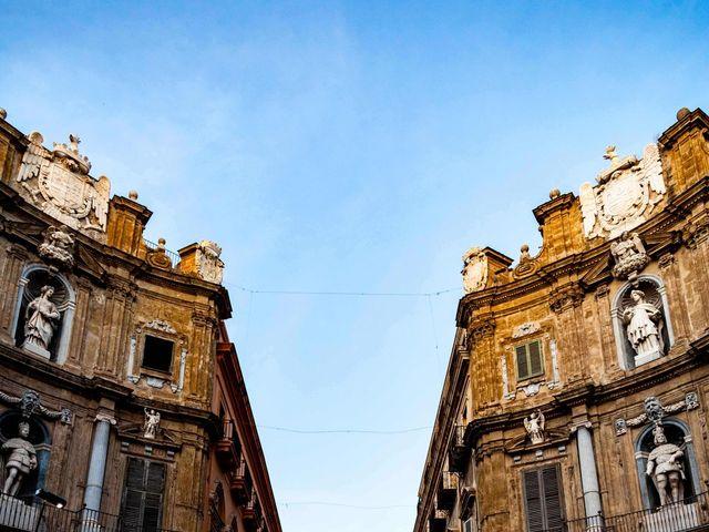 Il matrimonio di Nicoletta e Mauro a Palermo, Palermo 42
