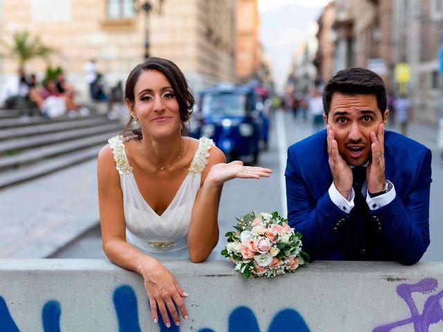 Il matrimonio di Nicoletta e Mauro a Palermo, Palermo 43
