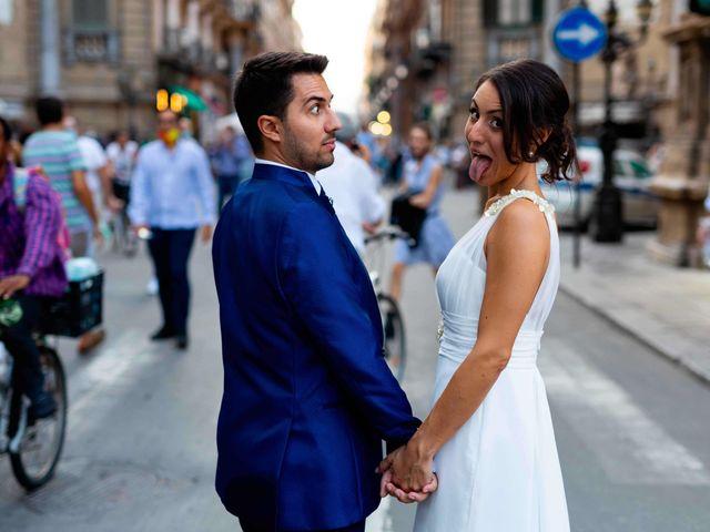 Il matrimonio di Nicoletta e Mauro a Palermo, Palermo 45