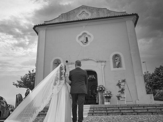 Il matrimonio di Raffaele e Ilaria a Pisticci, Matera 26