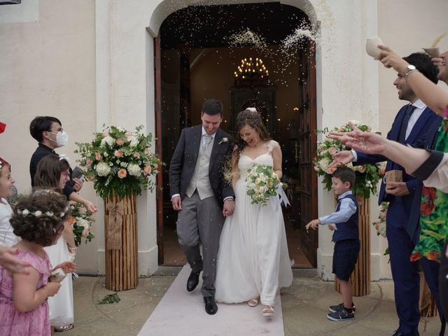 Il matrimonio di Raffaele e Ilaria a Pisticci, Matera 32