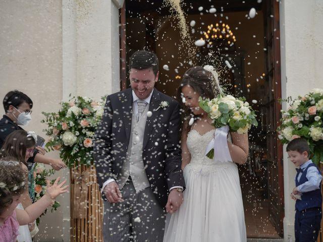 Il matrimonio di Raffaele e Ilaria a Pisticci, Matera 33