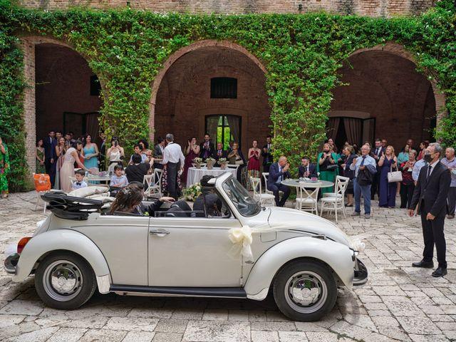 Il matrimonio di Raffaele e Ilaria a Pisticci, Matera 44