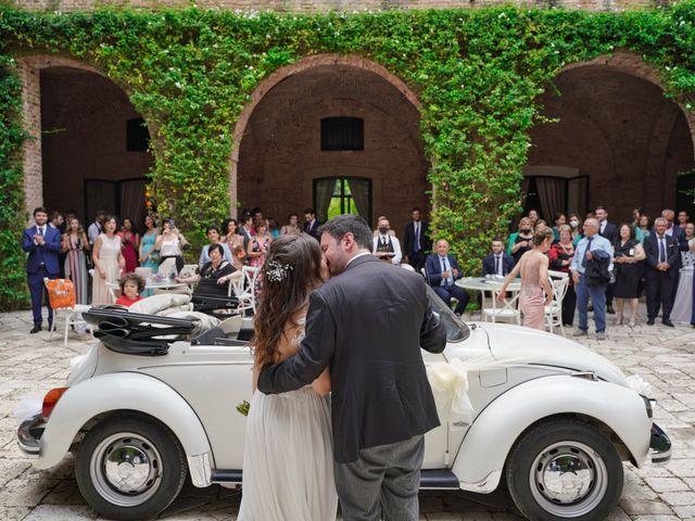 Il matrimonio di Raffaele e Ilaria a Pisticci, Matera 46
