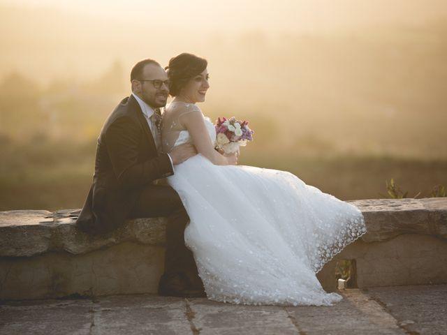 Le nozze di Giuliana e Gaetano