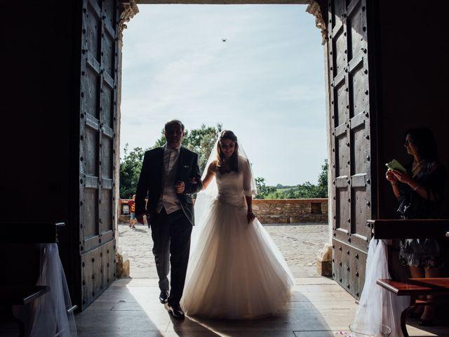 Il matrimonio di Francesco e Kathleen a Fossacesia, Chieti 17