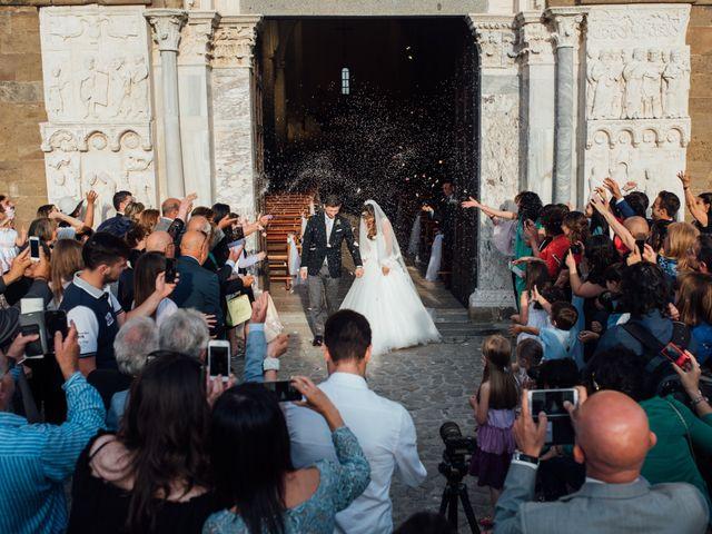 Il matrimonio di Francesco e Kathleen a Fossacesia, Chieti 23