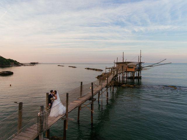 Il matrimonio di Francesco e Kathleen a Fossacesia, Chieti 1