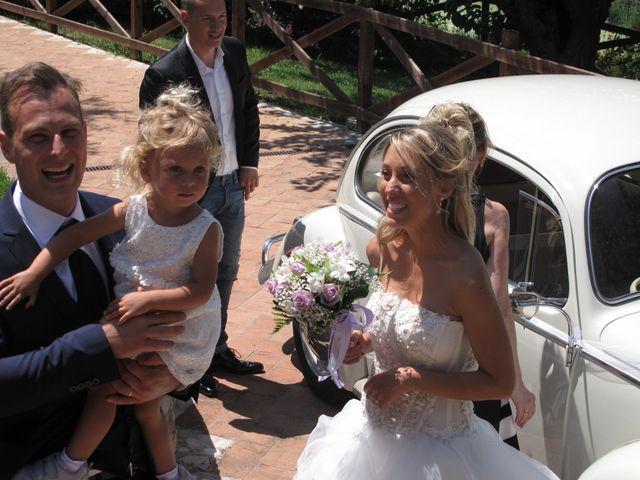 Il matrimonio di Alberto e Valentina  a Santarcangelo di Romagna, Rimini 8