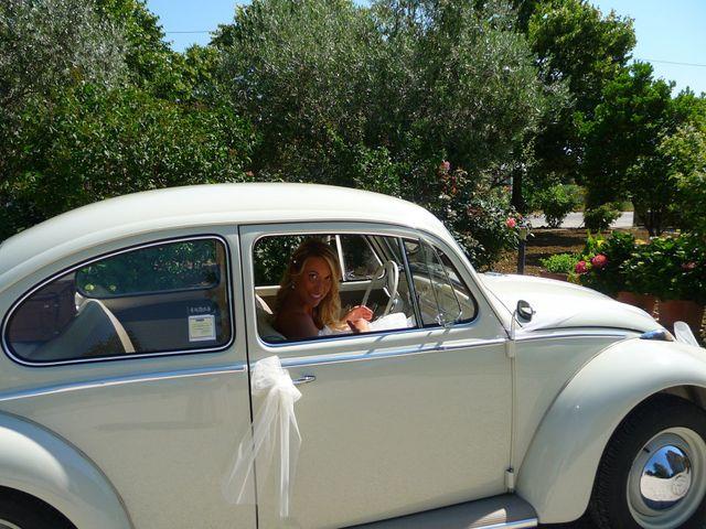 Il matrimonio di Alberto e Valentina  a Santarcangelo di Romagna, Rimini 11