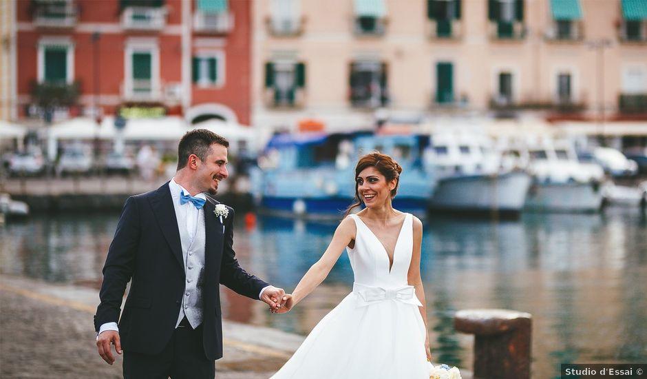 Il matrimonio di Benedetto e Alessia a Bacoli, Napoli