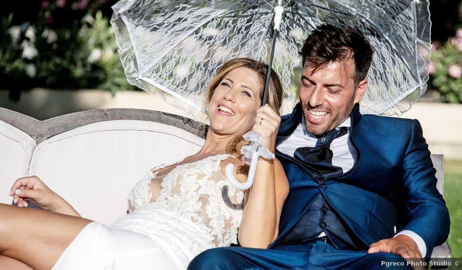Il matrimonio di Bruno e Maria a Andria, Bari