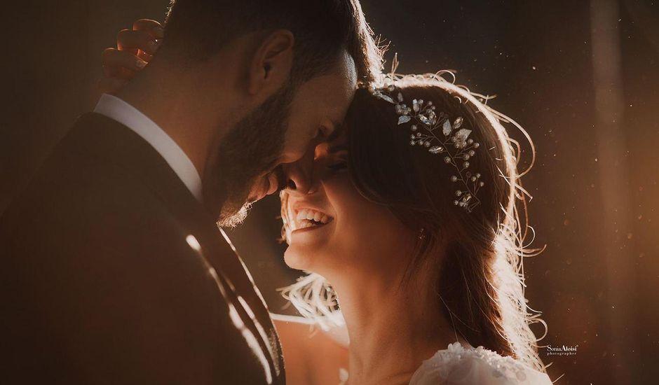 Il matrimonio di Orazio e Chiara a Gela, Caltanissetta