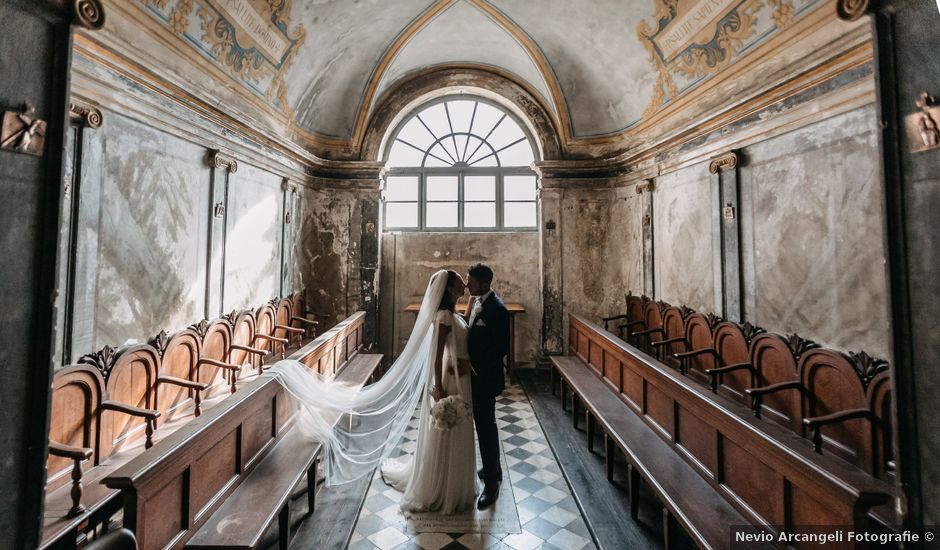 Il matrimonio di Silvia e Giacomo a Senigallia, Ancona
