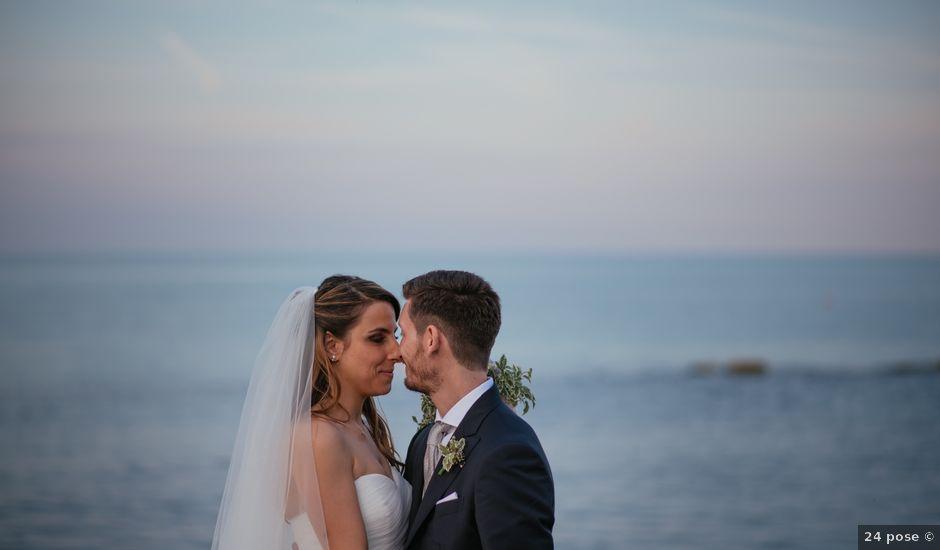 Il matrimonio di Francesco e Kathleen a Fossacesia, Chieti