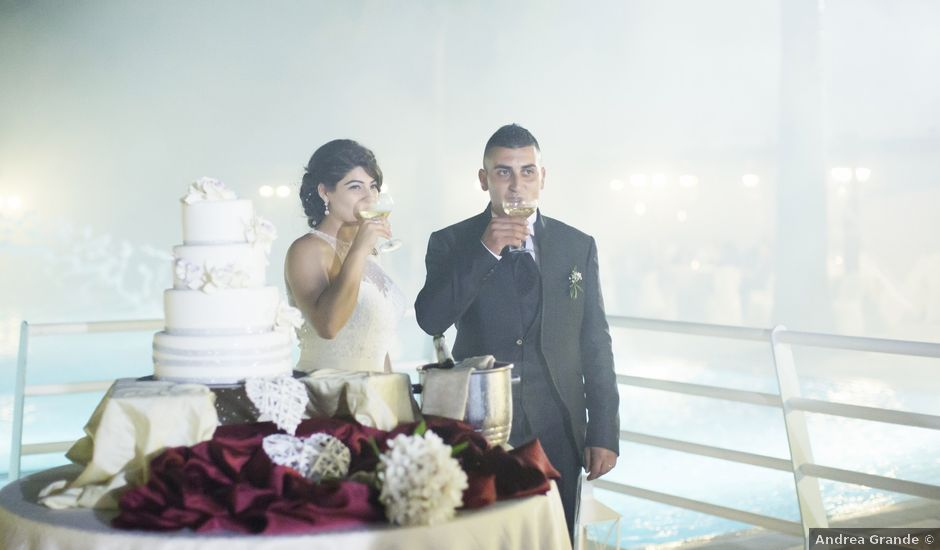Il matrimonio di Luigi e Santina a Catanzaro, Catanzaro