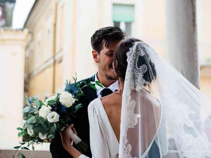 le nozze di Chiara e Giacomo