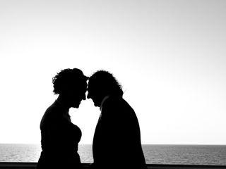 Le nozze di Tiziana e Ruggero