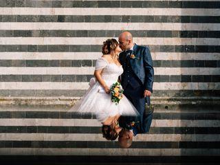 Le nozze di Benedetta e Andrea