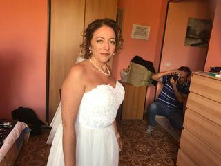 le nozze di Serena  e Michele  1