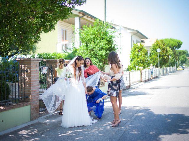 Il matrimonio di Federico e Veronica a Cesenatico, Forlì-Cesena 9
