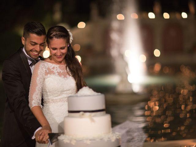 le nozze di Veronica e Federico