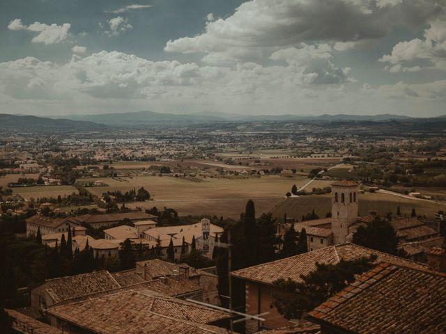 Il matrimonio di Enrico e Maria Elia a Assisi, Perugia 3