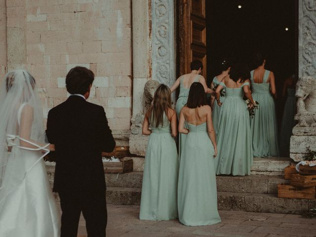 Il matrimonio di Enrico e Maria Elia a Assisi, Perugia 31
