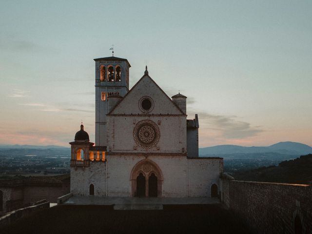 Il matrimonio di Enrico e Maria Elia a Assisi, Perugia 46